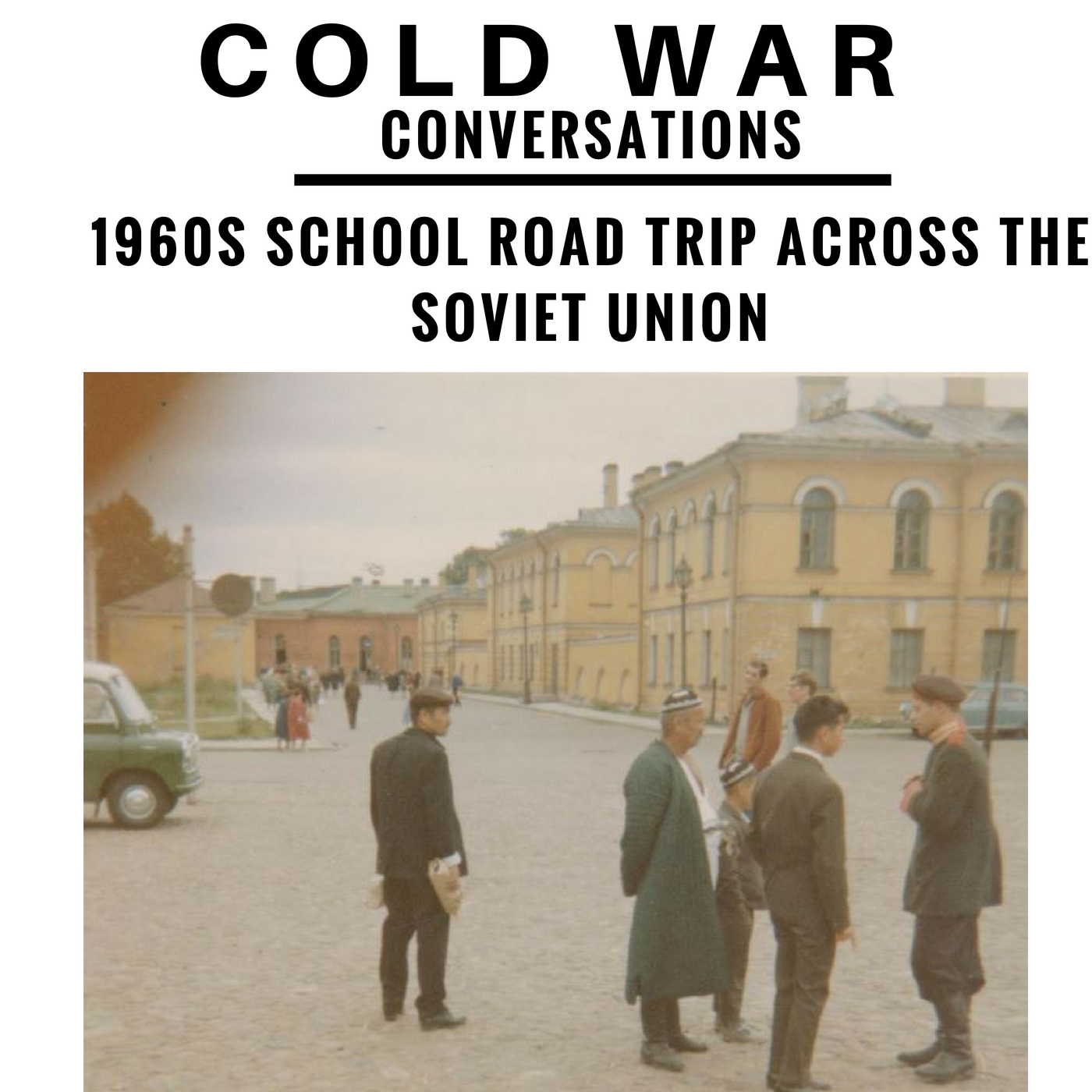 USSR School trip album