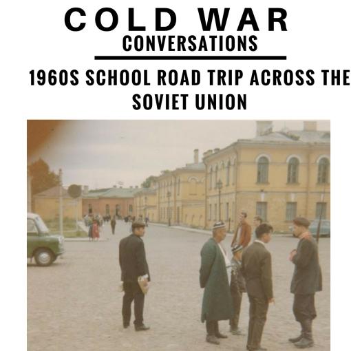 USSR School trip album