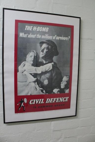 Civil Defence Poster
